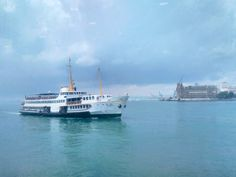 Loving to take ferry trip almost every single day in Istanbul