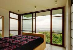 habitaciones modernas con vistas
