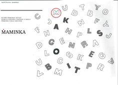 pracovní list - hra s písmenky