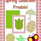 Looking for some delightful spring colors to brighten up your projects?    Look no further.....Presenting my Spring Collection of Clip Art.    This zip...