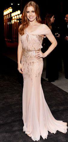Amy Adams in Gucci at the LACMA Art + Film Gala