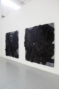 Jannis Kounellis - Senza titolo - 2012  Art Experience NYC  www.artexperiencenyc.com