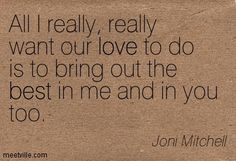 joni mitchell quotes - Bing Images