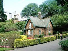 Princes St Gardens, Edinburgh