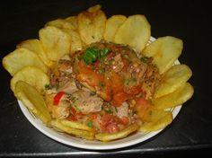 Las patatas es un alimento que se sirve como complemento en infinidad de platos.