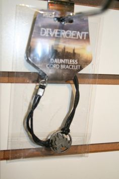 Divergent merchandise- I really want it !!!  Check out the rest of stuff, it's awesome!