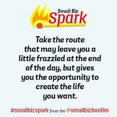 Small Business Spark Inspiration from the Small Business Bonfire