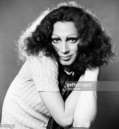 Holly Woodlawn, Actress   https://en.wikipedia.org/wiki/Holly_Woodlawn