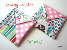 Holiday Scrap Buster Projects