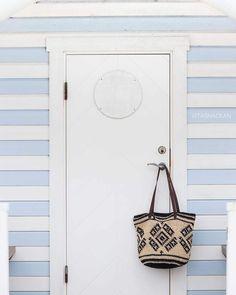 The perfect summer bag by Vita Snäckan (@vitasnackan)