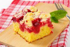 """Crumb Cake framboise de """"Les douceurs d'Audrey"""""""