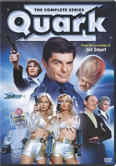 quark tv series - Google Search This tid-bit is for the really odd Sci-fi fans. So disappointed when it was cancelled.