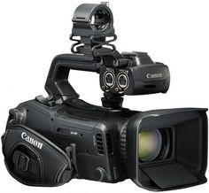 Canon XF400 -videokamera – Ammattikäyttöön – Digivideokamerat – Kamerat – Verkkokauppa.com Canon, 4k Uhd, Wi Fi, Outdoor Power Equipment, Usb, Cannon