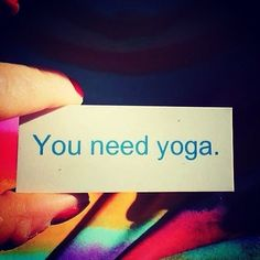 Everyone can benefit from yoga. No matter age, gender, ethnicity, or religious preference.
