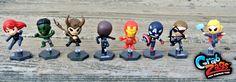Marvel Avengers Grab Zag Minis