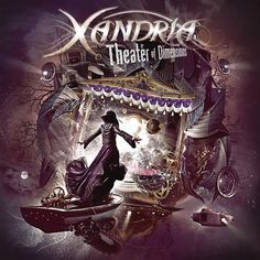 [Leaked] Xandria – Theater of Dimensions Full Album Download #Xandria #TheaterofDimensions #download #album #albumcrush