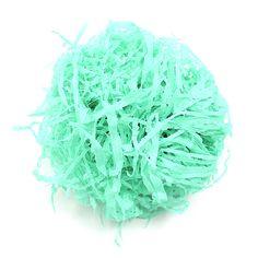 Virutas papel picado verde agua