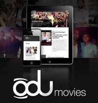 New #ODUMOVIES web site. Check more updates on @Stephanie Karyn di Ulisse