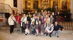 Visitas con Asociaciones Culturales. Pastrana. www.guiadosenguadalajara.es