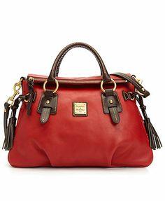 Dooney   Bourke Florentine Stanwich Satchel Handbags   Accessories -  Macy s. Backpack PursePurse WalletCoin ... 2503d8a18d8b3