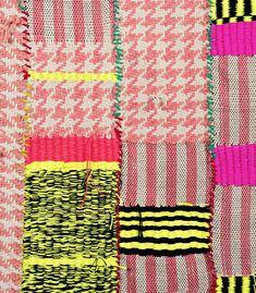 Textures Patterns, Color Patterns, Print Patterns, Textile Design, Textile Art, American Poetry, Art Fund, Master Of Fine Arts, Weaving Textiles