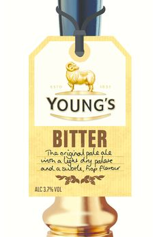 Young's Bitter, Wells & Young's, Eagle Brewery, Bedford