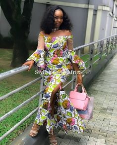 100 Most Incredible and Stylish Ankara Styles - DeZango Fashion Zone African Lace Dresses, Latest African Fashion Dresses, African Print Fashion, Africa Fashion, Ankara Fashion, African Attire, African Wear, African Women, African Outfits