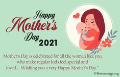 Happy Mother's Day messages and wishes with images, beautiful Mother's day quotes, whatsapp status Mother's Day Card Messages, Happy Mothers Day Messages, Wishes For Mother, Mother Day Message, Funny Messages, Beautiful Mothers Day Quotes, Happy Mother's Day Funny, Best Mom Quotes, Feeling Special