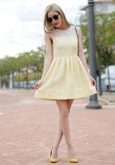 enthralling lace dress