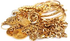 Gold jewelry and gold scrap buyers.