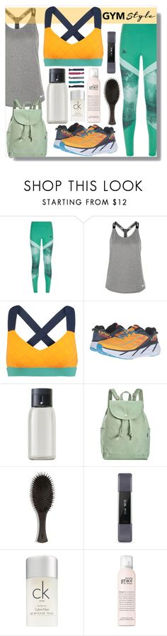 """Workout Time"" by linlizzy ❤ liked on Polyvore featuring adidas, NIKE, No Ka'Oi, Hoka One One, Joseph Joseph, BAGGU, Oribe, Fitbit, Calvin Klein and philosophy"