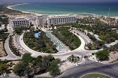 Dariush Hotel.  Kish Island, Iran