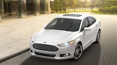 Cool Ford Fusion Energi