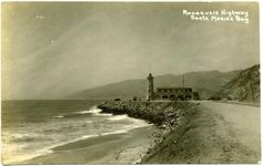 Lighthouse,Pacific Palisades,Ca.