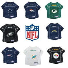 fa9c471b924 NFL football LEP Dog   Cat Game Day Jersey multiple teams ALL SIZES- You  Choose  LEP