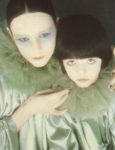 #DADABOX #milkmagazine - Serge Lutens for Dior - 1975. Pierrots