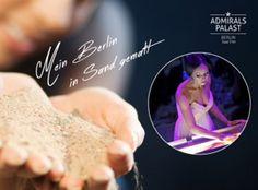 Sand Malerei Show - Mein Berlin in Sand gemalt! Tickets | Tickets und Show Informationen