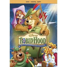 Free 2-day shipping on qualified orders over $35. Buy Robin Hood: Special Edition (DVD + Digital Copy) (Widescreen) at Walmart.com