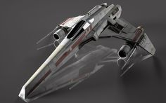 E-Wing escort starfighter - Star Wars wallpaper
