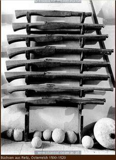 Ethnographic Arms & Armour - Arquebuses 1460-1480