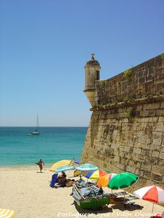 Fortaleza de Santiago - Sesimbra - Portugal by Portuguese_eyes, via Flickr