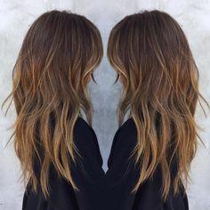 Long Layered Haircuts, Straight Hairstyles, Cool Hairstyles, Wedding Hairstyles, Long Shag Hairstyles, Toddler Hairstyles, Easy Hairstyle, Party Hairstyles, Long Hair Cuts