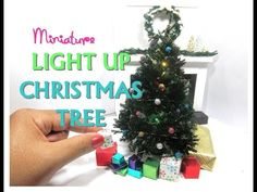 The best tutorials miniature christmas trees images on