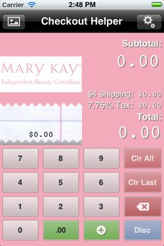 Mary Kay Backgrounds | Mary Kay(Pink)