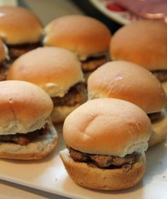 Mini burgers, could use mini meatballs n 1/4 slices of cheese... But where could I get mini rolls? Are they easy to bake?