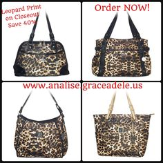 Check out close out grace Adele items at www.analise.graceadele.us