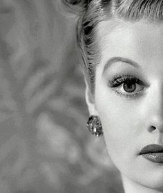 """I'm not funny. What I am is brave."" - Lucille Ball"