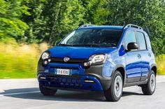 New Fiat Panda City Cross Reveals Front Wheel Drive :http://www.atvmagblog.com/new-fiat-panda-city-cross-reveals-front-wheel-drive/