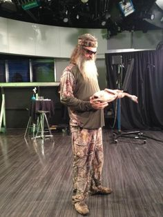 Phil Robertson from Duck Dynasty