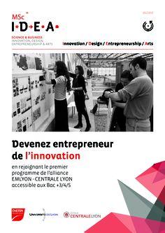 I.D.E.A. — Plaquette institutionnelle